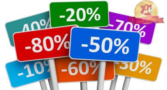 Khuyến mãi thịt bò giảm 10%, 20%, 25%