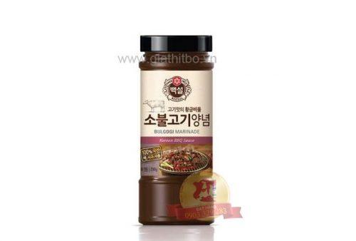 Sốt BBQ Bulgogi Thịt Bò(Hàn Quốc)