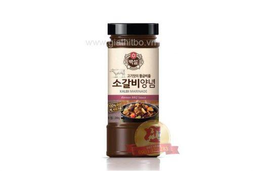Sốt BBQ Kalbi Sườn Bò(Hàn Quốc)