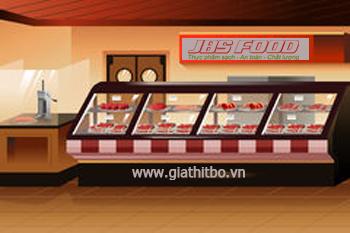 Cửa hàng JBS FOOD Tân Bình